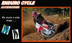 Get all you need for your next ride from Enduro Cycle Accessories.  We stock everything you could possibly need for your next ride, motorbike parts and accessories, all the way to adult boots and youth helmets, get all you need from us.   Feel free to give us a call on the number below for any questions you might have.  Phone: 039 312 1063   Email: Info@EnduroCycles.co.za  www.Endurocycles.co.za  #EnduroCycles #Safety #CleaningSupplies #KeepSafe #Helmets #Goggles #BrakePads #Accessories… Motorbike Parts, Riding Gear, Brake Pads, Motorbikes, Safety, Gloves, Number, Feelings