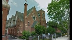 """""""I'm around the corner. At Gallowglass's condo,"""" Miriam replied (to Matthew)  """"What condo?"""" Matthew frowned. """"The one he bought on Wooster Square. Some converted church. It's very nice - a bit too Danish in decor, but far preferable to Marcus' dark and gloomy period."""" St. Casimir Lithuanian church of New Haven, now apartments, certainly fits this description. TBOL chpt 15"""