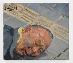 Liu Xiaodong Crazy Mess #3, 2012 oil on canvas, 33 x 38 cm