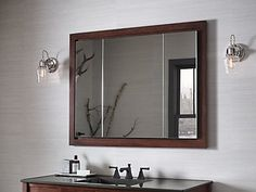bathroom medicine cabinets with mirrors | KOHLER K-2913-PG-SAA ...