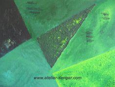 Hoffnung und Harmonie, 80 x 60 cm. Bitte hier klicken: www.art-senger.com #malerei #kunst #art #harmonie