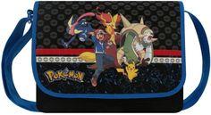 Schoudertas Pokemon Evolution: 26x33x10 cm