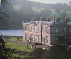 Would be like living in a Jane Austen novel!