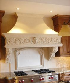 Parsiena Design Inc. offers designer custom kitchen hoods to make the most popular room in your house sparkle and attract attention! Simply the best decorative stone kitchen hoods in Toronto and GTA! Kitchen Hoods, Range Hoods, Ontario, Canada, Stone, Free, Design, Decor, Kitchen Range Hoods