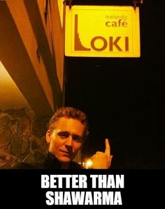 Can I go there? Where is that? Does it come with a Loki too? Will Tom be there?<<PLEASE
