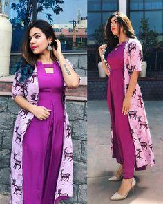 Wine divine:-) Pakistani Dresses, Indian Dresses, Indian Outfits, Stylish Dresses, Casual Dresses, Fashion Dresses, Simple Dresses, Churidar, Anarkali