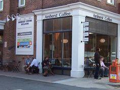 Amherst Coffee, Amherst, MA
