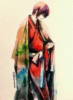 色男✨ All Anime, Me Me Me Anime, Anime Guys, Yato And Hiyori, Noragami, Samurai, Black Beast, Reborn Katekyo Hitman, Manga Comics