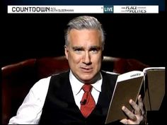The Night The Bed Fell - Thurber Reading - 2010-04-30 Countdown with Keith Olbermann - YouTube