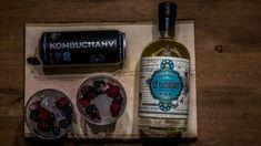 Perfect combinaison to party! Cocktails, Drinks, Kombucha, Vodka Bottle, Party, Food, Peppermint, Vanilla, Hemp Oil
