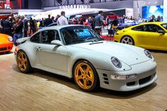 RUF Showed Some Gorgeous Porsche Cars In Geneva The German tuning house RUF is one of the oldest tuners in the entire world. Being specialized in the auto service, the company was founded in 1939 by Alois Rufus. In the 60s, the company started tuning cars, focusing exclusively on Porsche and it received the certificate of a car producer in...