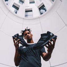 Back in black. #soccerbible #adidas #nemeziz #ultraboost #heretocreate