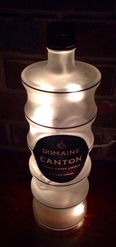 Domaine de Canton French Ginger Liqueur by Lightitupcreations