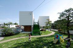 KKC by Takuya Tsuchida | 5 houses designed to keep you in shape