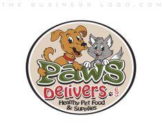 Dog Shop, Healthy Pets, Logo Food, Animal Logo, Pet Care, Logo Design, Names, Logos, Animals