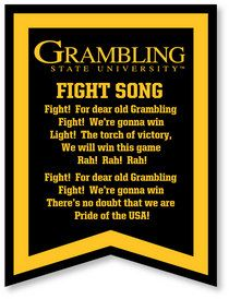 Grambling....I love my home and school!