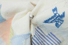 My homemade handkerchief <3