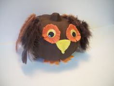Pams Party & Practical Tips: Countdown to Halloween-Owl Pumpkin Halloween Owl, Holidays Halloween, Halloween Ideas, Owl Pumpkin, Cute Owl, Crafts For Kids, Carving, Cool Stuff, Pumpkins
