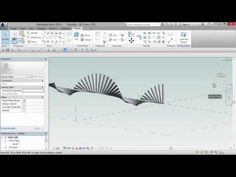 User Question: Can you make a continuous vertical slatted structure like the one done by Office Da? Get the datasets on buildz Grasshopper Rhino, Revit Architecture, Modeling, Tutorials, Tools, Learning, Youtube, Building Information Modeling, Instruments