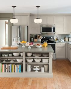Learn more about how the four basic layouts dictate the design of most kitchens: the galley, the corridor, the U-shape, and the L-shape.