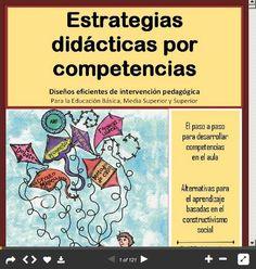 Estrategias Didácticas por Competencias - Diseños de Intervención Pedagógica | #Presentación #Educación