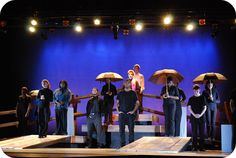 Laramie Project by PilotGirl, via Flickr Set Design, Laramie Project, Projects, Ideas, Theater, Stage, Stage Design, Theatres, Thoughts