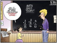 Funny Political Cartoons for Students | Cartoons for the Week of April 22-28, 2012