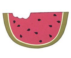 Watermelon Paper Piecing