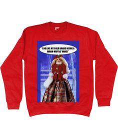 Hilarious Lesbian Xmas Jumper! I do like my cold hands inside a warm muff! Gay Christmas, Lesbian Gifts, Cold Hands, Christmas Jumpers, Stocking Fillers, Hilarious, Funny, Like Me, Stockings