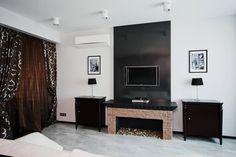 черная мебель лофт гостиная: 24 тыс изображений найдено в Яндекс.Картинках