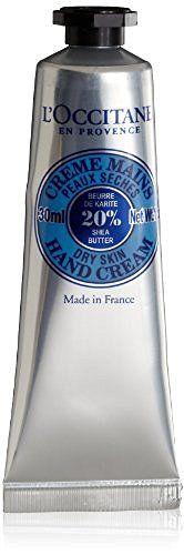 L'Occitane Shea Butter Hand Cream http://amzn.to/2gtmZQz