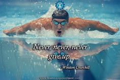 """""""Never, never, never give up."""" - Winston Churchill #quote #inspire #motivate #winstonchurchill #life #nevergiveup #challenge #quoteoftheday #love #wisdom #thankful #success #greatsuccess #successquotes #selfhelp #lifequotes #makeachange #dailyinspiration"""