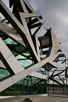 Open Court Sports Complex | Bahadır Kul Architects; Photo: Ket Kolektif / BKA-Bahadır Kul Architects | Archinect
