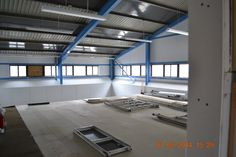 6th Form facilities being built