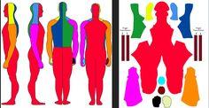 Elementy do bodysuit