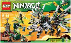 Lego ninjago Epic Dragon battle set
