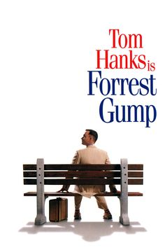 Forrest Gump movie poster in Best 50 Movies for Women Best Movies List, Movie List, Great Movies, Movie Tv, Forrest Gump Soundtrack, Forrest Gump Movie, Family Movie Night, Family Movies, Tom Hanks