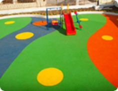 Best Rubber Flooring Images On Pinterest Outdoor Play Equipment - Soft flooring for children's play area
