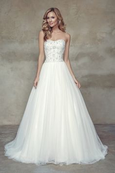 Mia Solano Wedding Dress. Find Mia Solano and More at Aria Bridal in Escondido, CA. AriaBridal.com (760) 839-2742
