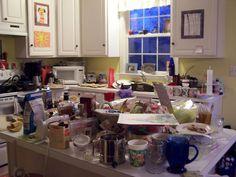Terapie domova: Organizační série - Den 7. Chocolate Fondue, Tableware, Kitchen, Desserts, Home Decor, Tailgate Desserts, Dinnerware, Cooking, Deserts