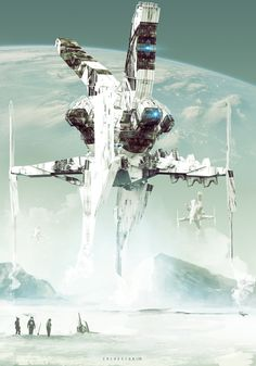 icelander by col price | Sci-Fi | 2D | CGSociety