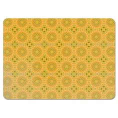 Uneekee Pandora Floral Placemats