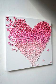 cuadro de corazon