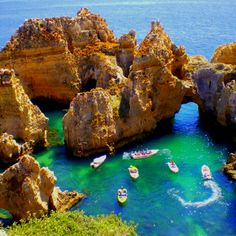 My favorite place in the entire world <3 Lagos,  Portugal