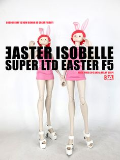 EASTER ISOBELLE - GOOD FRIDAY (March 29th 2013) HK SOMETIME    Super limited release, dropping at random time