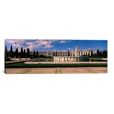 East Urban Home Panoramic Mosteiro Dos Jeronimos, Belem, Lisbon, Portugal Photographic Print on Canvas Size: