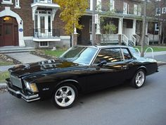 Love the 79 Monte Carlo too. Probably the second thing I would buy if I won the lotto lol.