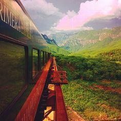 Tren Chihuahua - Pacifico el Chepe
