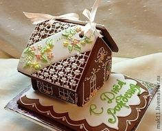 Gingerbread House from Russia