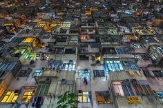 Esta serie de fotos muestra la dispersión urbana vertical de Hong Kong | The Creators Project